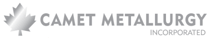 © CAMET METALLURGY INC. | 106-1693 ST-PATRICK, MONTREAL, QC, CANADA  H3K 3G9